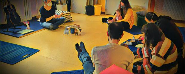 Rendez-vous tous les mercredis à partir de 9h30 et un samedi par mois à 10h, autour d'activités ou des interventions ponctuelles de professionnels de la petite enfance. Exemples d'activités proposées: […]