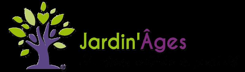 Logo Jardin'âges