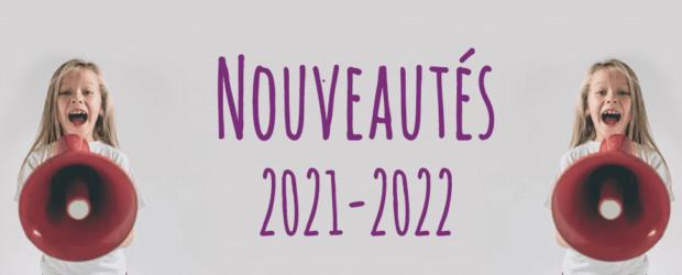 Cette saison 2021-2022 débute avec son lot de nouveautés ! De nouveaux tarifs ! Le coût des activités est maintenant calculé selon la durée de l'activité (ou au nombre de […]